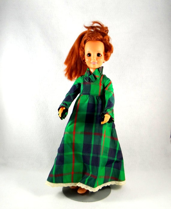 Toys That Were Made In The 1970 : Items similar to chrissy doll by ideal toys from s