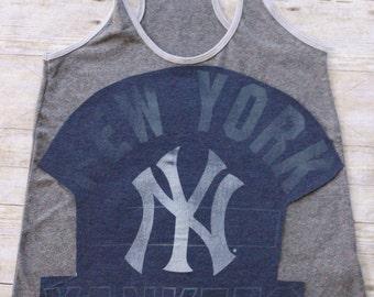 New York Yankees Women's Tank Top