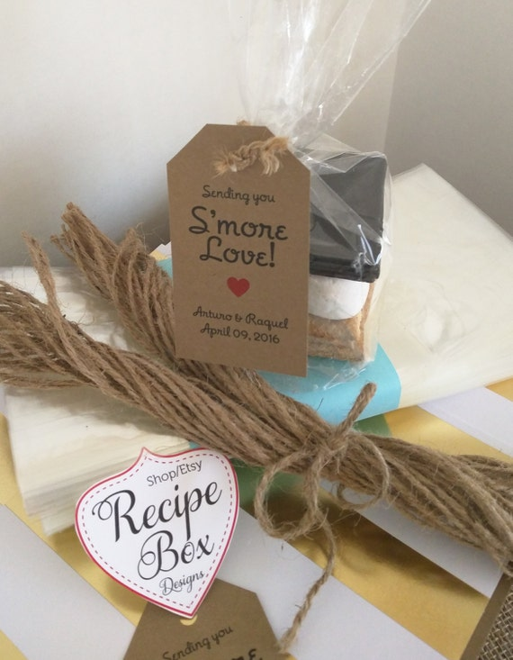 ... Bags and Twine, Wedding Favors, Wedding Kits, Guest Tags, Candy Tags