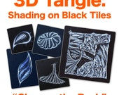 3D Tangle Glow on the Dark - Download PDF Tutorial Ebook