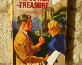 Frst Edition The Hardy Boys The Tower Treasure