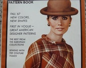 Vogue Pattern Book Fall '67 Magazine Mint Condition 104 pages
