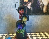 Layaway available dollhouse miniature mucky cauldron stack