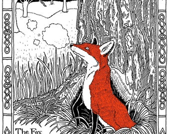 The Fox Went Out On A Chilly Night Original Book