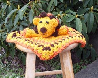 Lion Baby Blanket Etsy
