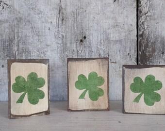 St.Patrick's Day,Shamrock,Primitive St.Patrick's Day,Primitive Shamrock,Country St.Patrick's Day,Primitive Decor,Country Decor,Rustic Decor,
