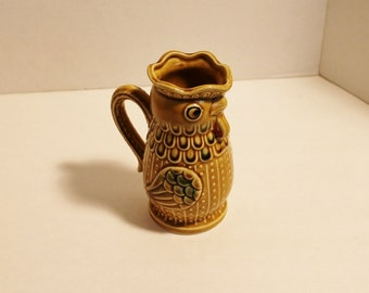 Vintage Ceramic Chicken Creamer