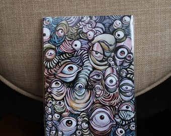 Eyeballs Print