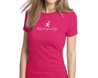 DM104L Rhonna Farrer LetsPlayMusic swirl shirt