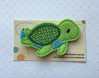 Sea Turtle Hair Clip