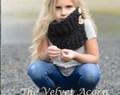 Knitting PATTERN-The Sandstone Set (Small, Medium, Large sizes)