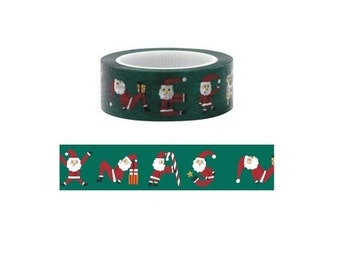 Christmas Santa Letter Washi Tape (8M) 9071919