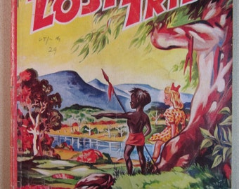 """Vintage 1943 """"The Lost Tribe"""" From the Golden Boomerang Serial -Australian"""