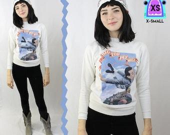 Pee Wee Herman Big Top Pee Wee XS Sweater