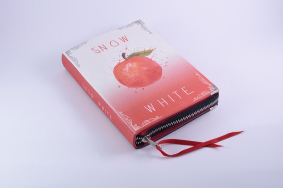 Snow White Book Clutch
