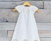 Annabel Christening dress
