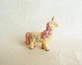 Unicorn figurine. One of a kind.