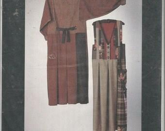 Pattern Mirman  Jumpina Jumper or Dress  Size 4-20  Uncut