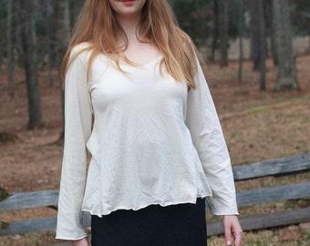 Flow Shirt in Organic Cotton