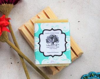 Peppermint Breeze - Artisan Soap