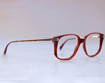 Vintage INDO frames / 90s glasses /  - NOS Dead Stock - Retro /Hipster/Nerd