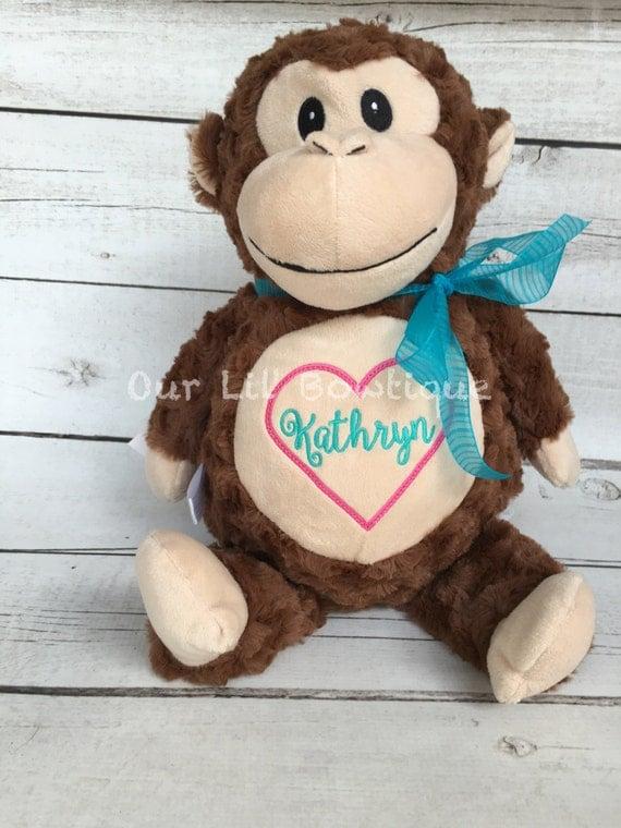 Personalized stuffed animal subway art baby gift personalized il570xn negle Gallery