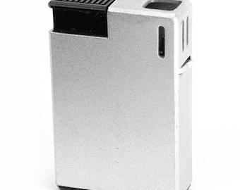 Vintage Electron Electra 5 Japanese Pocket Cigarette Lighter with Rare Gift Box