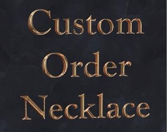 Custom Hand Stamped Necklace Jewelry Custom Jewelry stamped jewelry handstamped jewelry hand stamped jewelry hand stamped necklace