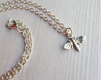 Firefly Lightning Bug Necklace