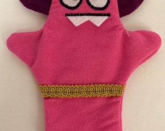 Monster Puppet: Minnie