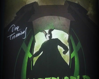 The Underworld / Dan Terminus art print / Signed