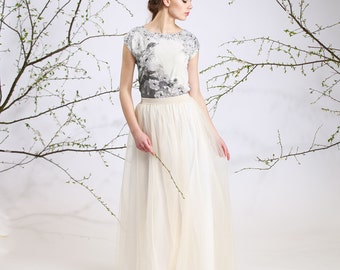 Dream Fairy - maxi tulle skirt