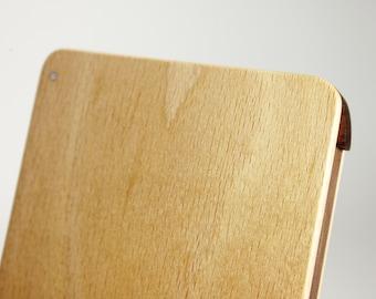 Wood Business Card Holder (Beech)
