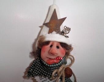 Santa Elf Helpers-Stocking Stuffers Christmas Ornament  SS16-14
