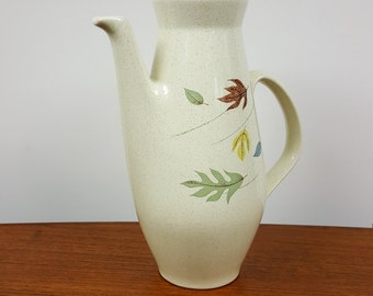 Franciscan Autumn Leaves Coffee Pot / Carafe