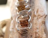 Arkansas Razorbacks Go Hog Woo Pig Silver Rings Licensed Jewelry