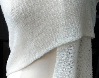 Cashmere Shawl And Or Scarf