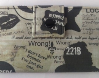 Sherlock-ed Long Wallet