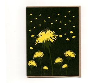 Dandelion Note
