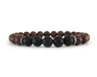 Mahogany Beads Etsy