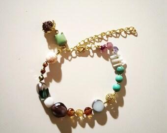 Colurful Gypsy Bracelet