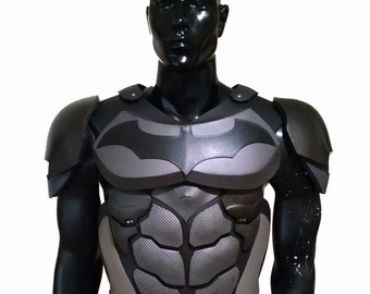 DIY Batman Arkham Knight Foam Armor Tutorial Kit - Includes Patterns, Tutorial Videos, and Materials List