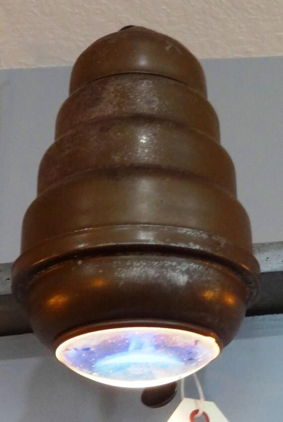 Blue Lens Lamp