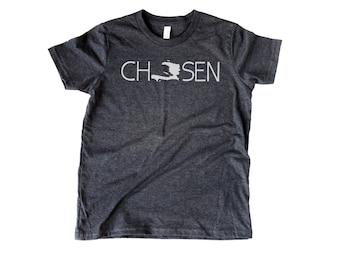YOUTH Chosen Haiti Soft Tee | Adoption T-shirt | Haitian Adoption | Adopted from Haiti | Adoption Tee | Adoption Shirt | Haiti Tee | Haitian