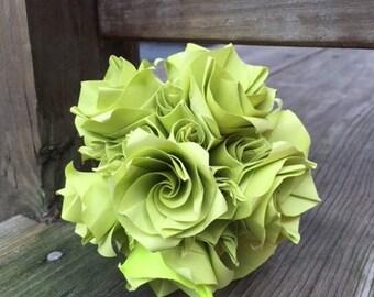 Rosebud: Origami Pieces