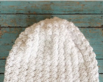 PDF Slouchy Hat Crochet Pattern (The Snowdrift Slouch Hat Crochet Pattern by Little Monkeys Crochet) Slouch Hat Pattern, Crochet Slouch