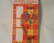 Paces Big Eye Needle - EasyThreading Sewing Needles Vintage NIP