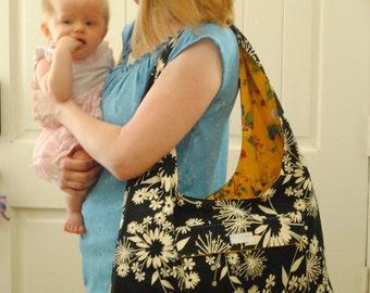 Flowers Diaper bag