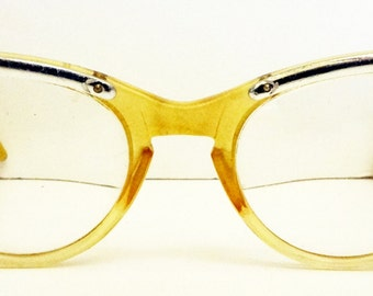 1950s Cat Eye Glasses Vintage Retro