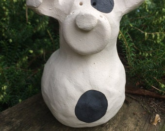 Unique Pottery Dog Related Items Etsy
